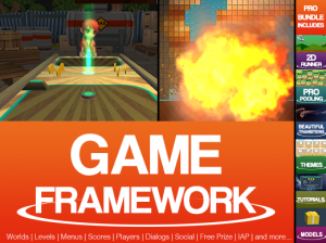 Game Framework – Flip Web Apps